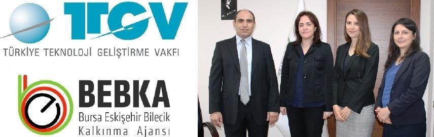 Endüstriyel simbiyoz projesi için ilk ziyaretler Bursa, Eskişehir ve Bilecik'e gerçekleştirildi.