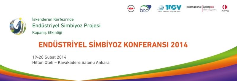 """""""Endüstriyel Simbiyoz Konferansı 2014"""" gerçekleştirildi."""
