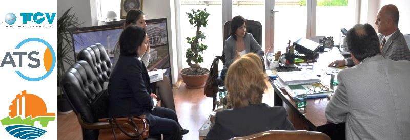 Antalya'da Endüstriyel Simbiyoz ve Temiz Üretime yönelik işbirliği olanakları değerlendirildi.